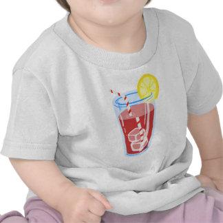 Red Iced Tea Shirt