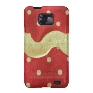 red image the white dots galaxy SII cover