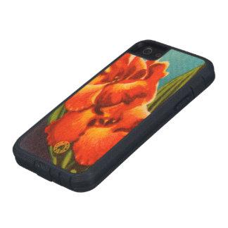 Red Iris iPhone 5 Cover