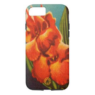 Red Iris iPhone 8/7 Case