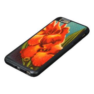Red Iris OtterBox iPhone 6/6s Plus Case