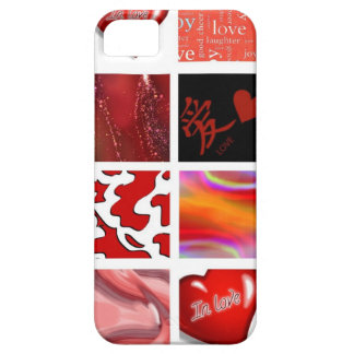 red is Love, rot ist die Liebe, iPhone 5 Cover