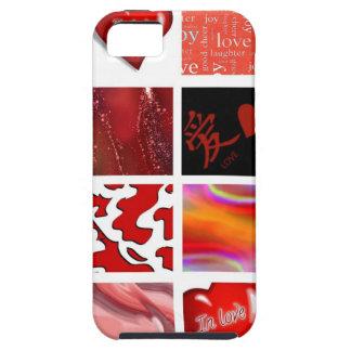 red is Love, rot ist die Liebe, iPhone 5 Case