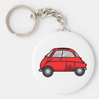 Red Isetta Key Ring