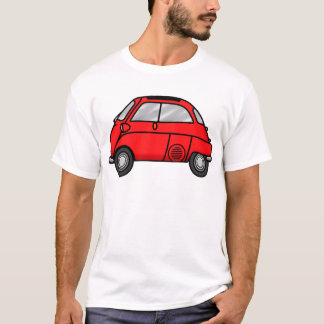 Red Isetta T-Shirt