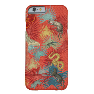 'Red Jungle', part II (with Thylacine) Barely There iPhone 6 Case