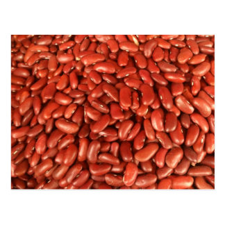 Red Kidney Beans Postcard
