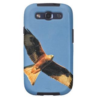 Red Kite Bird of Prey Galaxy S3 Case