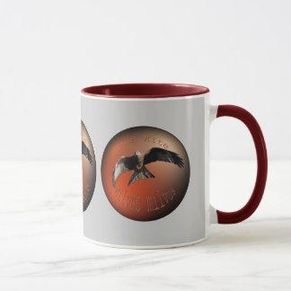 Red Kite Bird of Prey Mug