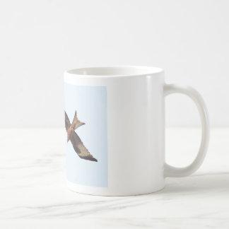 Red Kite In Sky Coffee Mug