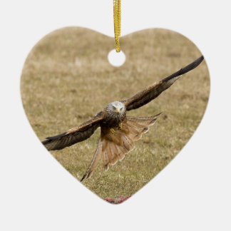 Red Kite (Milvus Milvus) Christmas Ornament