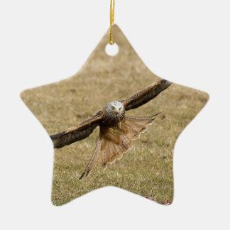 Red Kite (Milvus Milvus) Christmas Ornament