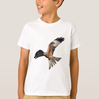 Red Kite - Milvus milvus T-Shirt