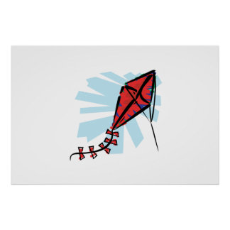 Red Kite Print
