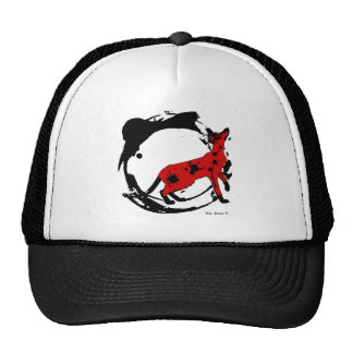 Red Kitty Grime - Hat