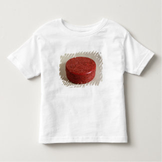 Red lacquer box decorated with peonies, 1426-27 toddler T-Shirt
