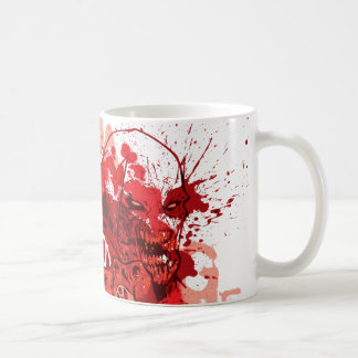Red lantern Corps Collage Coffee Mug