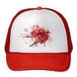 Red lantern Corps Collage Trucker Hat