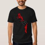 Red Lantern Corps - Rage Leaning 1 Tshirts