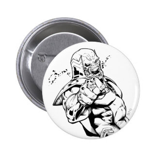 Red Lantern Corps - Rage Leaning 3 6 Cm Round Badge