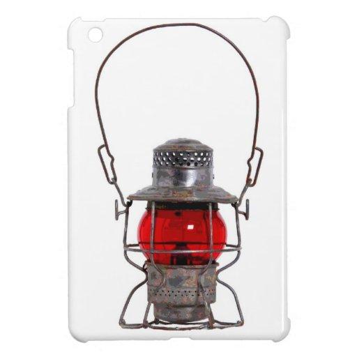 Red Lantern iPad Mini Covers