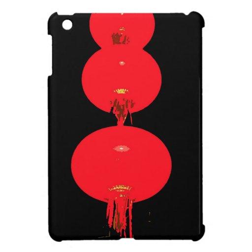 Red Lanterns iPad Mini Case