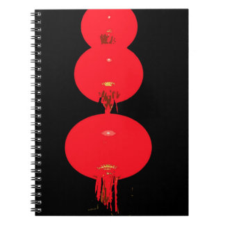 Red Lanterns Note Books