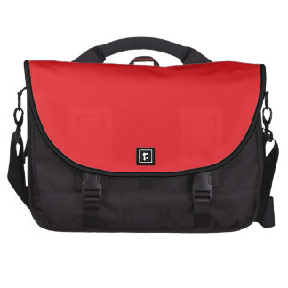 Red Computer Bag