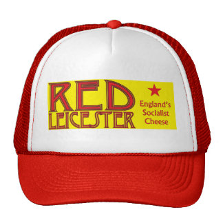 red Leicester Cap