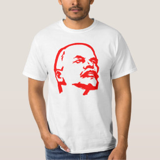 Red Lenin T-Shirt