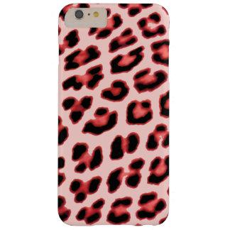 Red Leopard Print Case