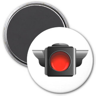 Red Light for Classroom Management / Whatever! Magnet