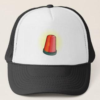 Red Light Siren Trucker Hat