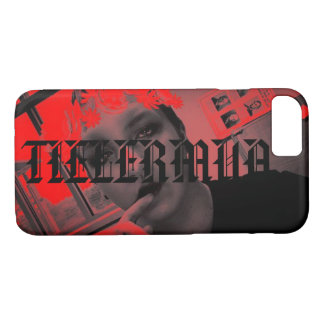 RED light   TIELERMUA Iconic iPhone 8/7 Case