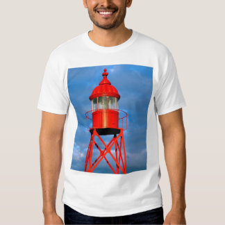 Red lighthouse tshirt