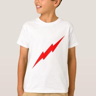 Red Lightning T-Shirt