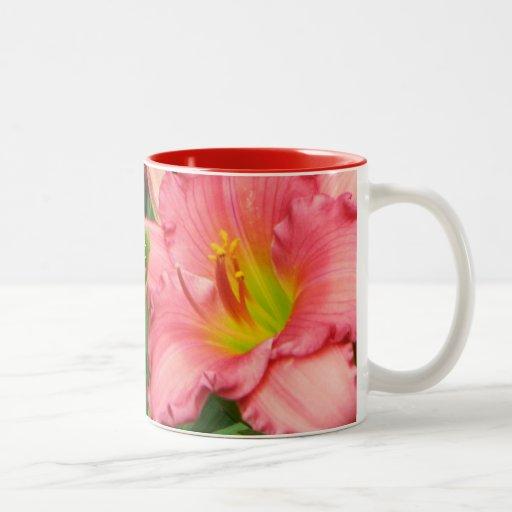 Red Lily World's Best Grandma Mug