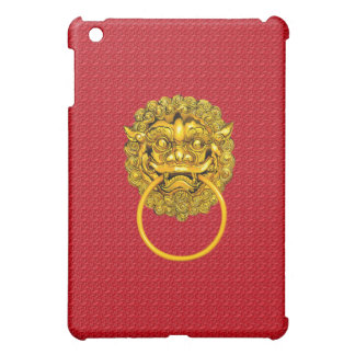 Red Lion Gate iPad Mini Cover
