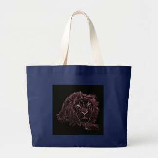 Red Lion Jumbo Tote