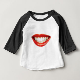 Red lips baby T-Shirt