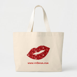 Red Lips Bag