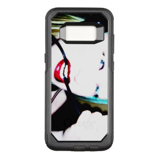 Red Lips | Cord | Teeth OtterBox Commuter Samsung Galaxy S8 Case