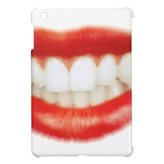 Red lips iPad mini cover