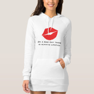 Red Lipstick Graphic Fun Quote Kiss Mark Lips Tee Shirts