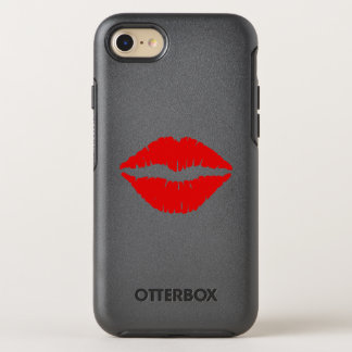 Red Lipstick OtterBox Symmetry iPhone 8/7 Case
