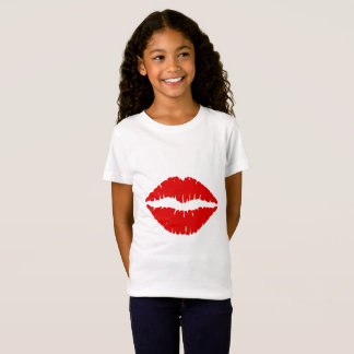 Red Lipstick T-Shirt