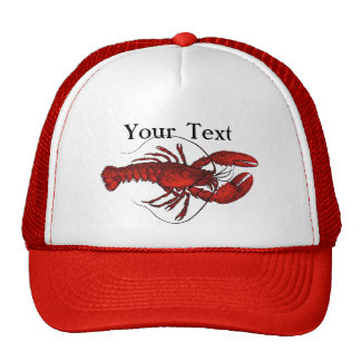 Red Lobster 3 Cap