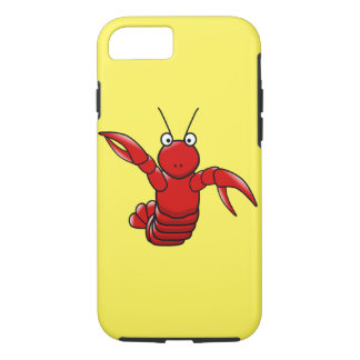 Red Lobster Image iPhone 7 case