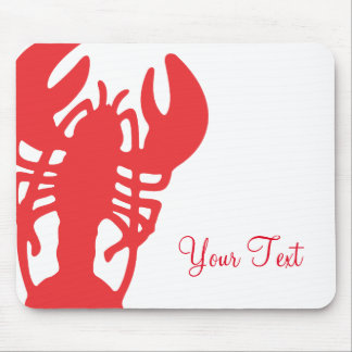 Red Lobster Mouse Mat