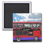 Red London Bus Double Decker